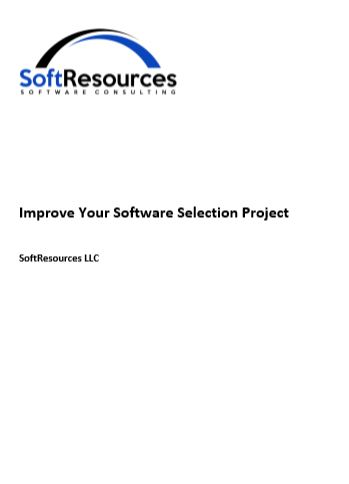 improve-software-selection-process